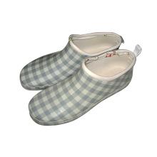Borracha Ankle Jardim Sapatos