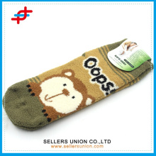 Womens super soft microfiber material warm sock sleep