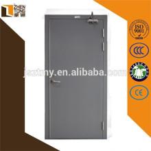 2015 Top sale armored security doors,plain steel door,cheap exterior steel door