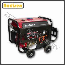 2.5 ква Двигатель Honda небольшой портативный генератор Газолина (установите)