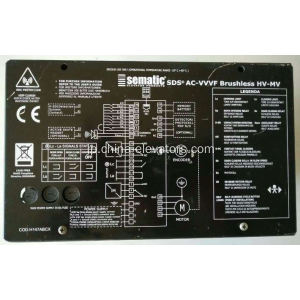 シンドラーエレベーター用Sematic Car Door Operator Controller
