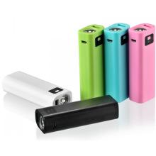 Факел света Power Bank / Мобильное зарядное устройство со вспышкой света