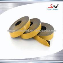 extrusion flexible self-adhesive fridge magnetic strip