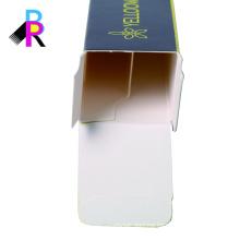 Free design cardboard packaging perfume custom box with high quality