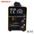 DC MMA soldador eléctrico ARC180