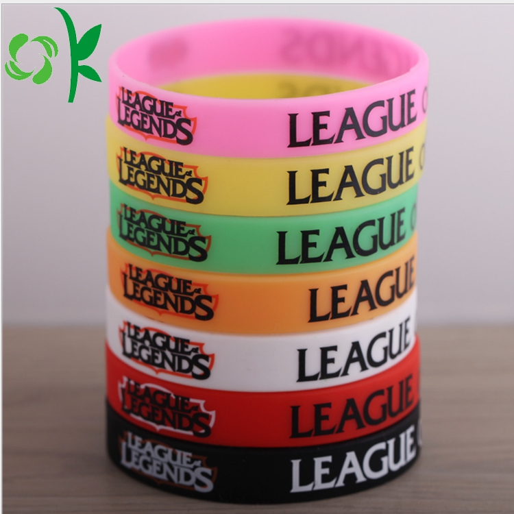 Wonderful Color Silicone Bracelet