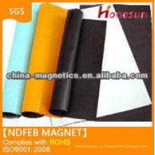 мягкие резиновые магнитные магнит мат в рулоне