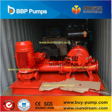Centrifugal Fire Fighting Water Pump