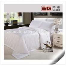 Blanco Fábrica De Algodón Directamente Venta Hotel Linen Proveedores