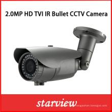2MP Tvi IR Cámaras CCTV Bullet Cámaras de seguridad impermeable