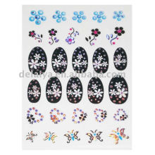 Laser Nail stickers