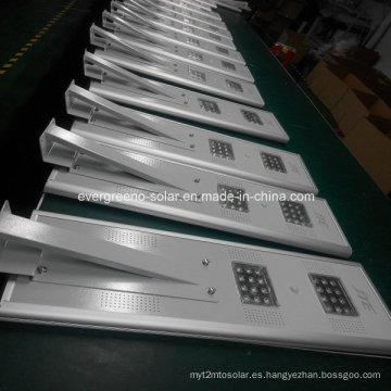 Luz de calle LED todo en uno / integrada Solar Garden
