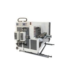 2 colors carton flexo printer slotter die cutter machine for corrugated box