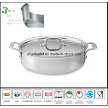 All Clad Stainless Steel Frypan