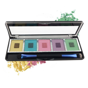 Palette de fards à paupières Custom Privare Label Eyeshadow Pigment
