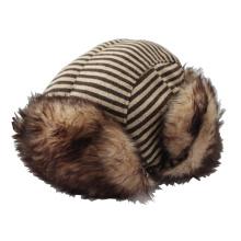 Chapeau d'Earflap de fourrure (GK11-S1001)