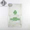 Понятно, сложенный PE плоский упаковка мешки оптовая