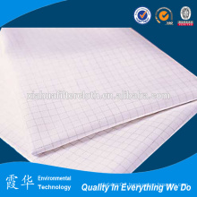Double layer weave filter cloth for filter press