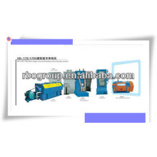 17DS(0.4-1.8) Gear type high speed copper intermediate wire drawing machine(wire cut strip machine power cable)