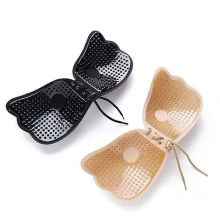Strapless Invisible Bra Self Adhesive Push up Bras with Drawstring