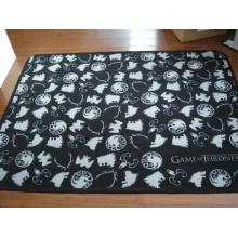 Super Soft 100% Polyester Fleece Blanket (SSB1017)