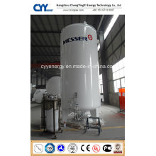 New Industrial Low Pressure Lox Lin Lar Lco2 Storage Tank