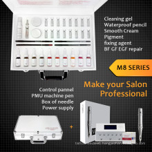 M8 Series-Permanent Makeup Machine with Full Accessories