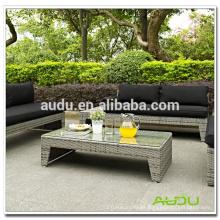 Patio de jardín Uv y tabla de cena impermeable