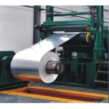 Hoja de techo de acero galvanizado Prepainted ligero en bobinas