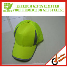 Customized Yellow Road Reflective Hat