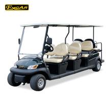 Personalizar 8 seater carrinho de golfe elétrico Trojan bateria clube carro carrinho de golfe buggy