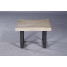 Table d'appoint moderne en bois largement utilisée