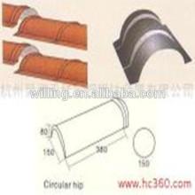 Оборудование для изготовления гребня для крыши