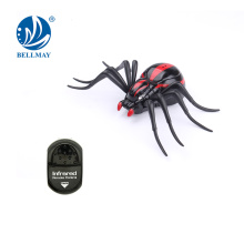 Toys rc infrared black remote control spider