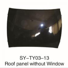 TOYOTA Corolla 2007-2012 Roof Panel