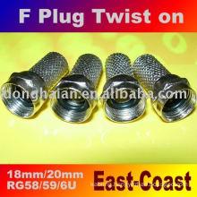 f plug twist on