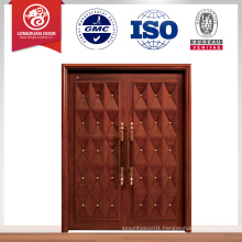 Chinese main double door wooden for sale supplier                                                                         Quality Choice
