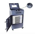 Extractor de humos para sala blanca de laboratorio para purificación de aire
