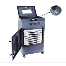 Lab clean room fume extractor for air purification