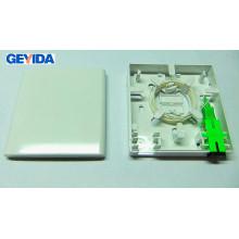 Fiber Optic Face Plate FTTH
