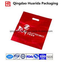 LDPE Shopping Carrier Bag/Color Printing Die Cut Handle Bag