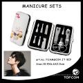 Maniküre-Kit für Kosmetik-Pediküre-Nagelwerkzeug-Kit für Schönheitssalon