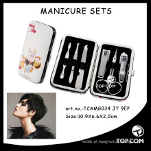 moda cosméticos pedicure kit de ferramentas de unhas manicure kit para salão de beleza