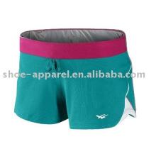 New promotion waterproof training shorts women 2013
