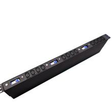 Double strength metal shell PDU with independent individual air switching protection Ant-Miner s9 PDU for mining case