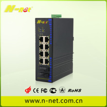 Poe Switch Ethernet Umanaged Cepat