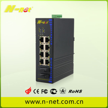 Быстрый неуправляемый Ethernet Poe Switch