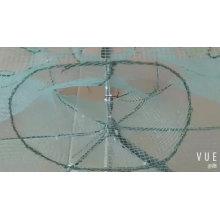 Factory Price Aquarium Brine Shrimp Net Umbrella Shrimp Net