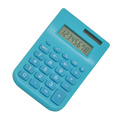 8 Digit Dual Power Calculadora de bolsillo hermosa