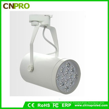 12W LED piste lumière couleur blanche fabricant d'éclairage de piste
